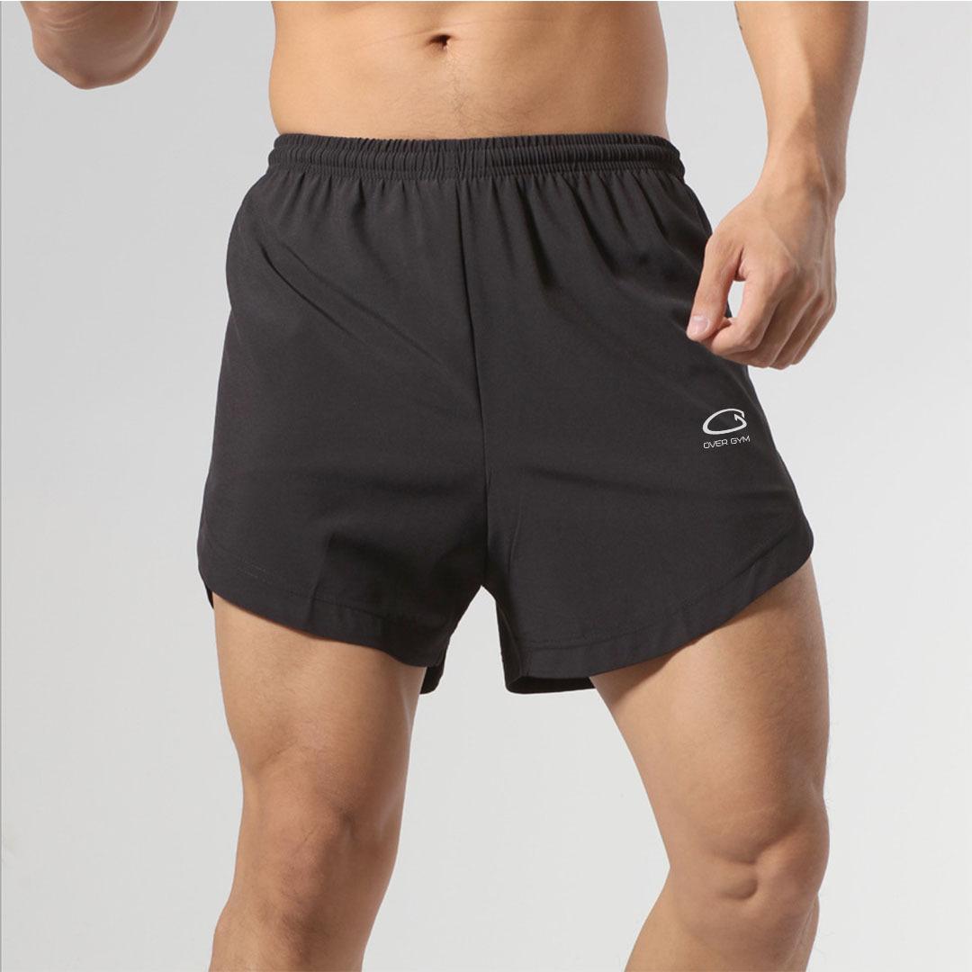 Короткие шорты Overgym Black