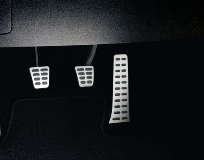 Накладки на педали для KiaHyundai Механика   ДекорАвто