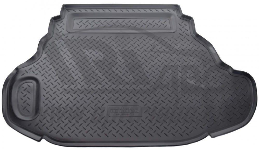 Ковер багажника полиуретановый Norplast для Toyota Camry 50/55 в комплектации Prestige, Lux, Premium 3.5   ДекорАвто