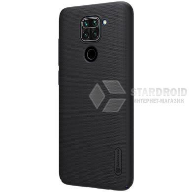 Чехол Nillkin Matte для Xiaomi Redmi Note 9 / Redmi 10X (4G) - Black