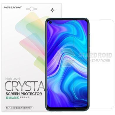 Защитная пленка Nillkin Crystal для Xiaomi Redmi Note 9 / Redmi 10X (4G)