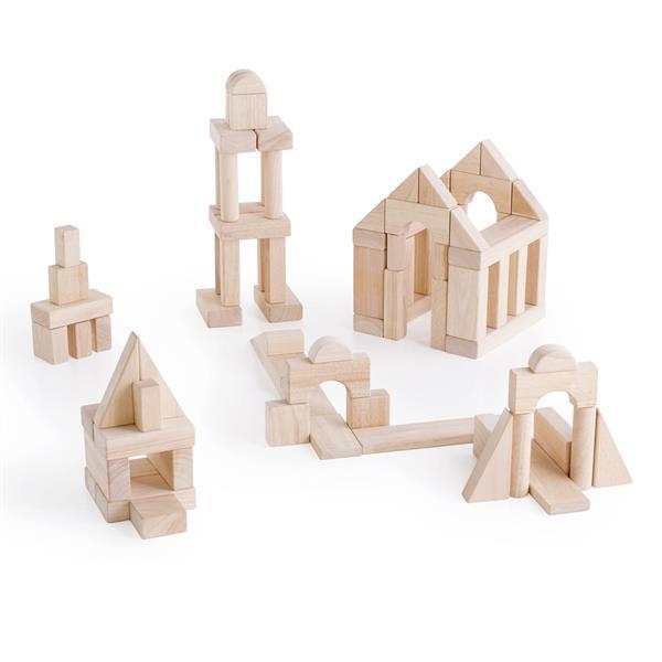 Набор строительных блоков Guidecraft Unit Blocks, 84 шт. (G2121B)