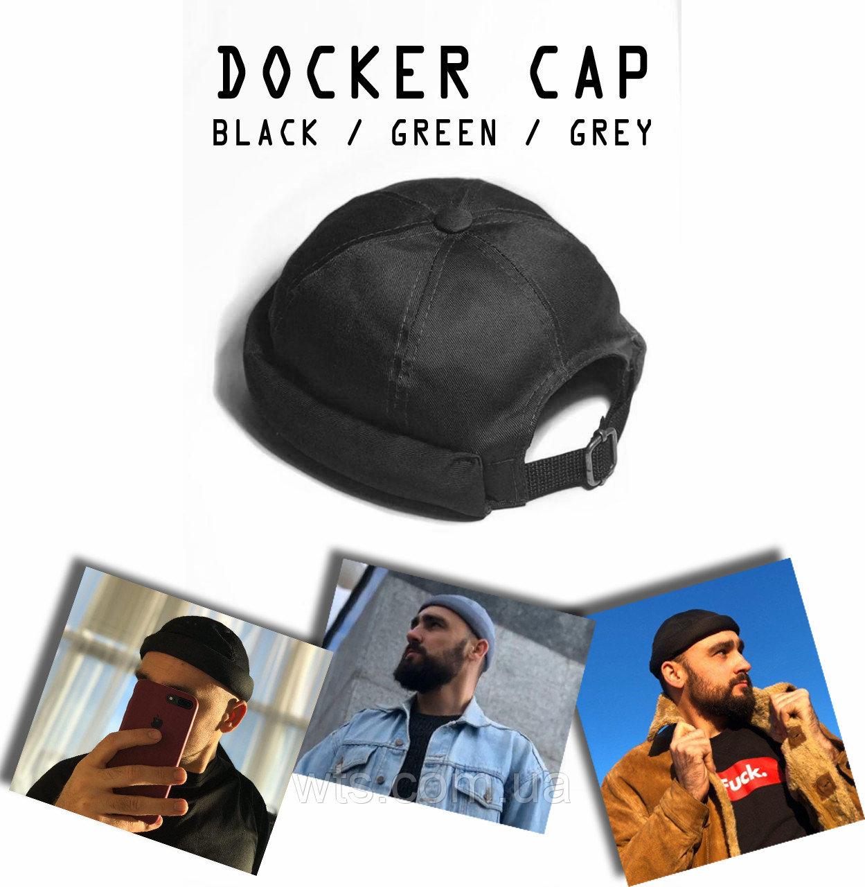 DOCKER CAP