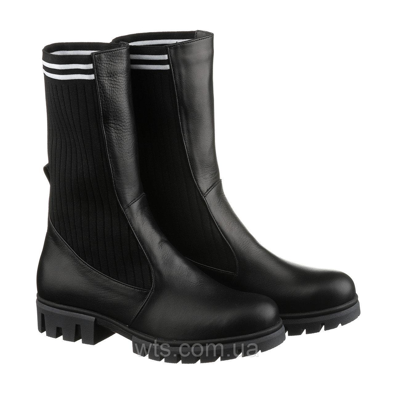 VM-Villomi Женские ботинки с трикотажем