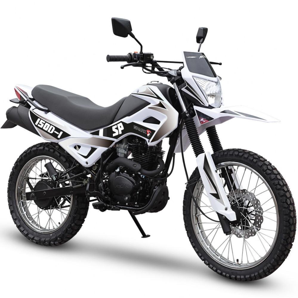 Мотоцикл Эндуро SPARK SP150D1 150 куб.см, Бесплатная доставка