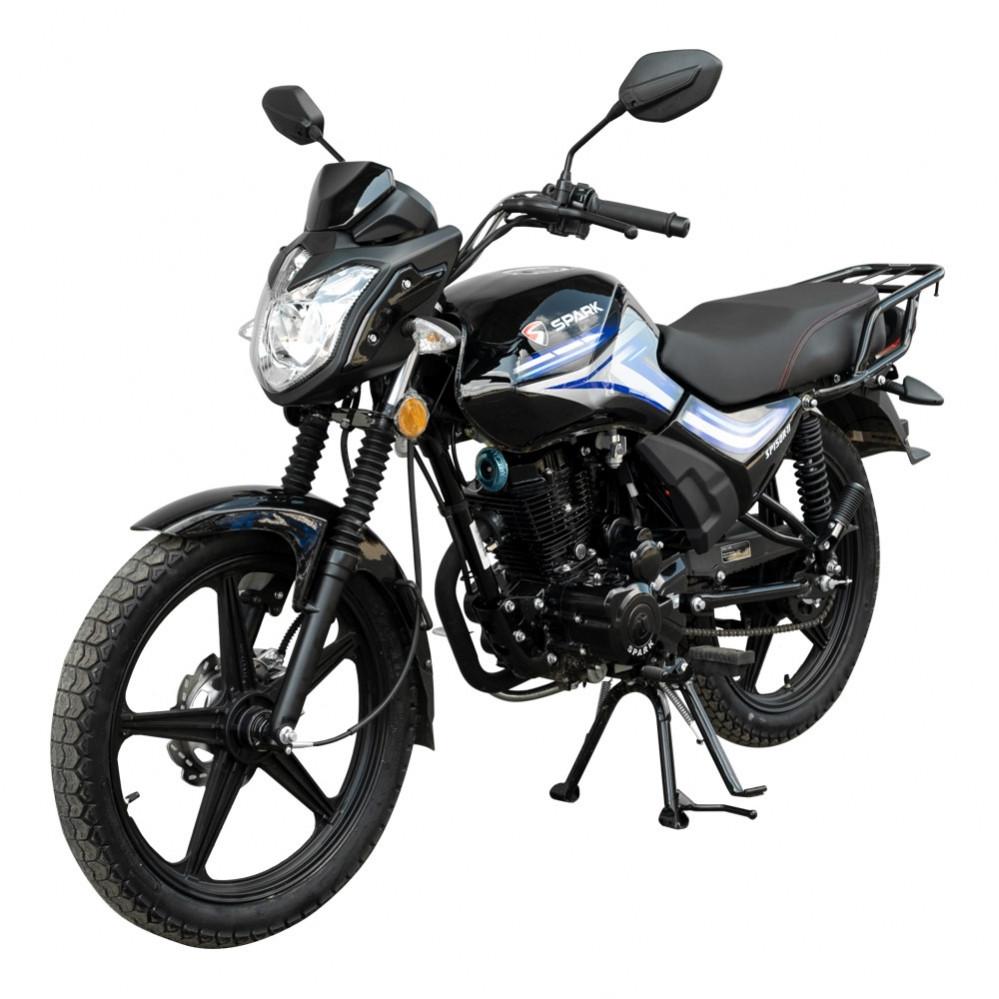 Мотоцикл SPARK SP150R-11, 150 куб.см, двухместный дорожный