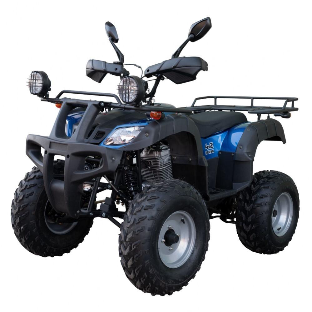 Квадроцикл SPARK SP250-4, 250 куб.см, двухместный
