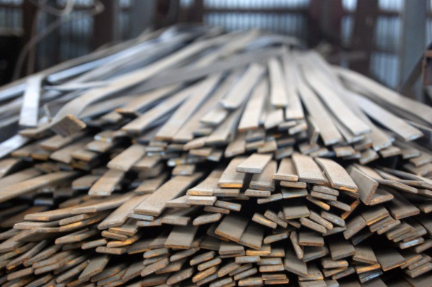 Полоса стальная 50х4 мм гарячекатаная конструкционная