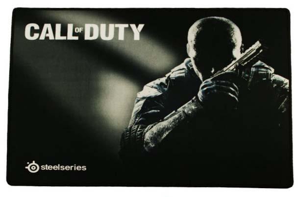Коврик для мышки Черный overlock G-9 Call of Duty 350x500 Overlock