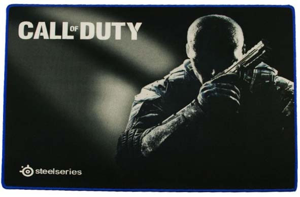 Коврик для мышки Синий overlock G-9 Call of Duty 350x500 Overlock