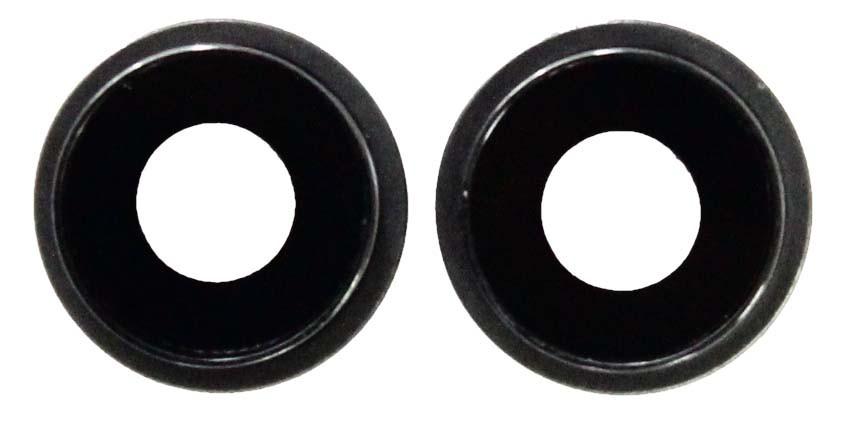 Стекло камеры для Apple iPhone 11 Черный