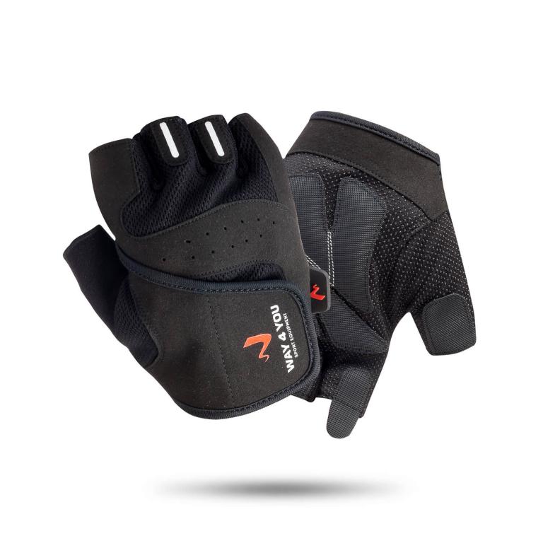 Перчатки для фитнеса Мужские Way4you w-1564