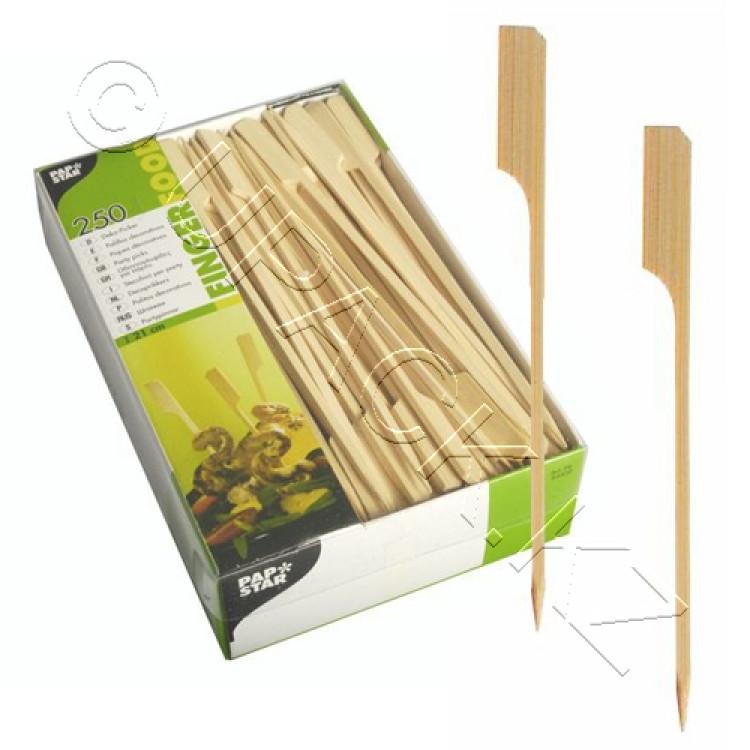 Шпажка 21см из бамбука Гольф 250шт/уп