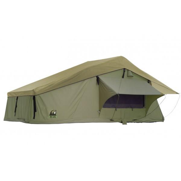 Автомобильная палатка на крышу Wild Camp Missisipi 220 см