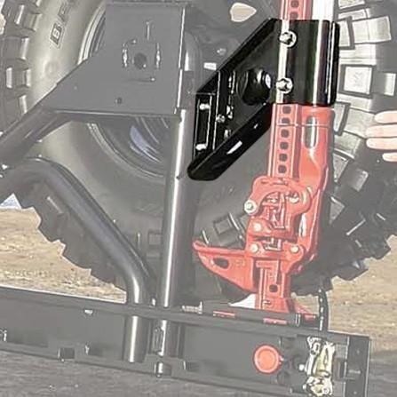 Крепление для домкрата HILIFT к заднему бамперу для Wrangler TJ 5750030