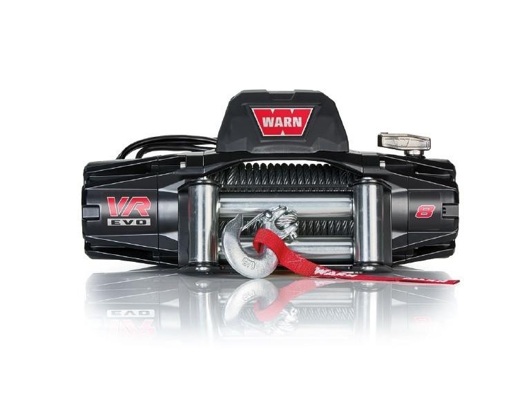 Автомобильная лебедка Warn VR EVO 8 12V (103250)
