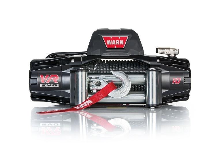 Автомобильная лебедка Warn VR EVO 10 12V (103252)