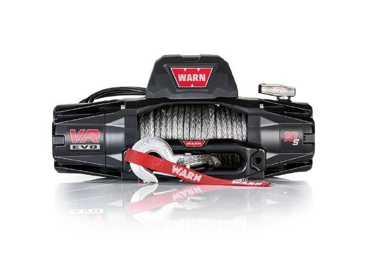 Автомобильная лебедка Warn VR EVO 10-s 12V (103253)
