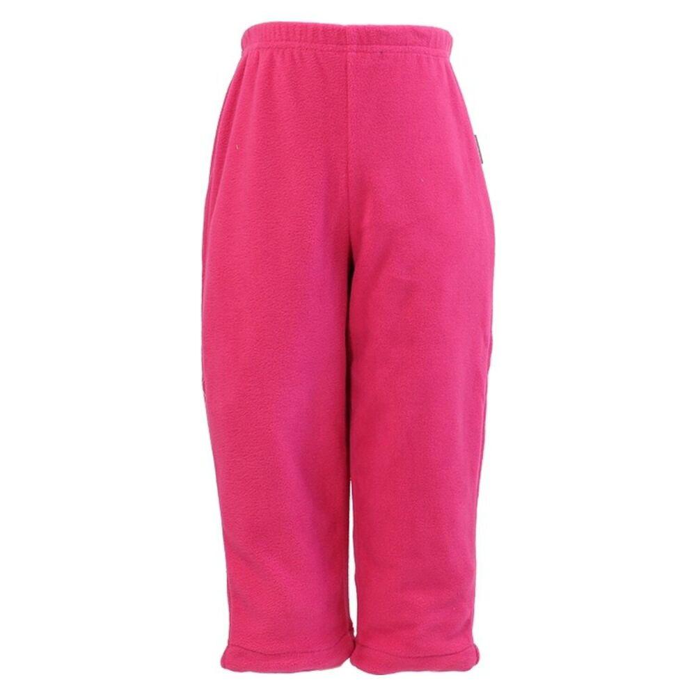 Детский флисовыe штаны BILLY, фуксия 00063, размер 122