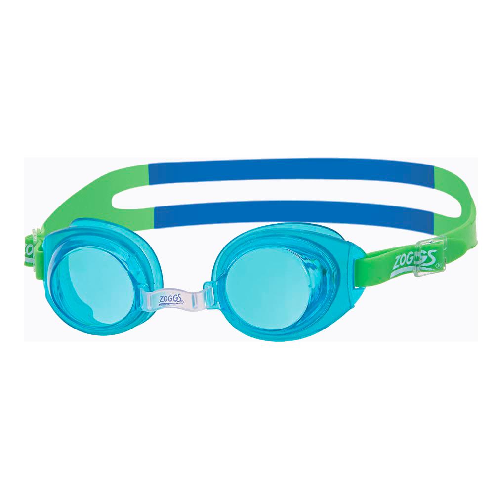 Окуляри для плавання ZOGGS Little Ripper Blue