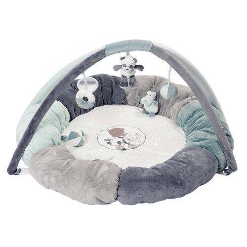 Nattou Килимок з дугами і подушками Лулу, Лея і Іполит 963343
