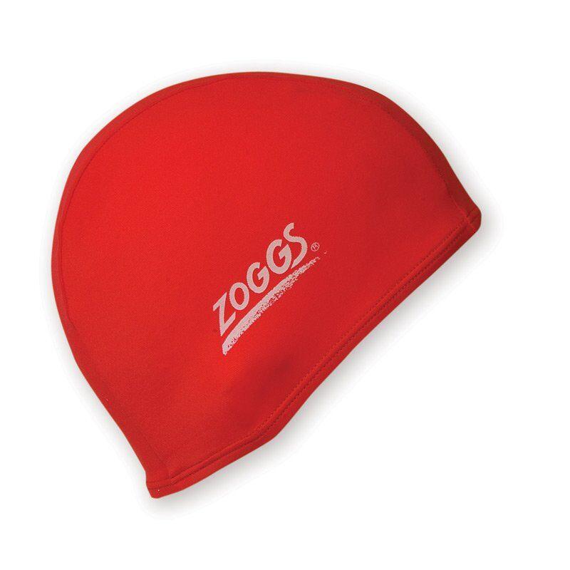 Шапочка для плавання ZOGGS Stretch Cap, Red (300607RED)
