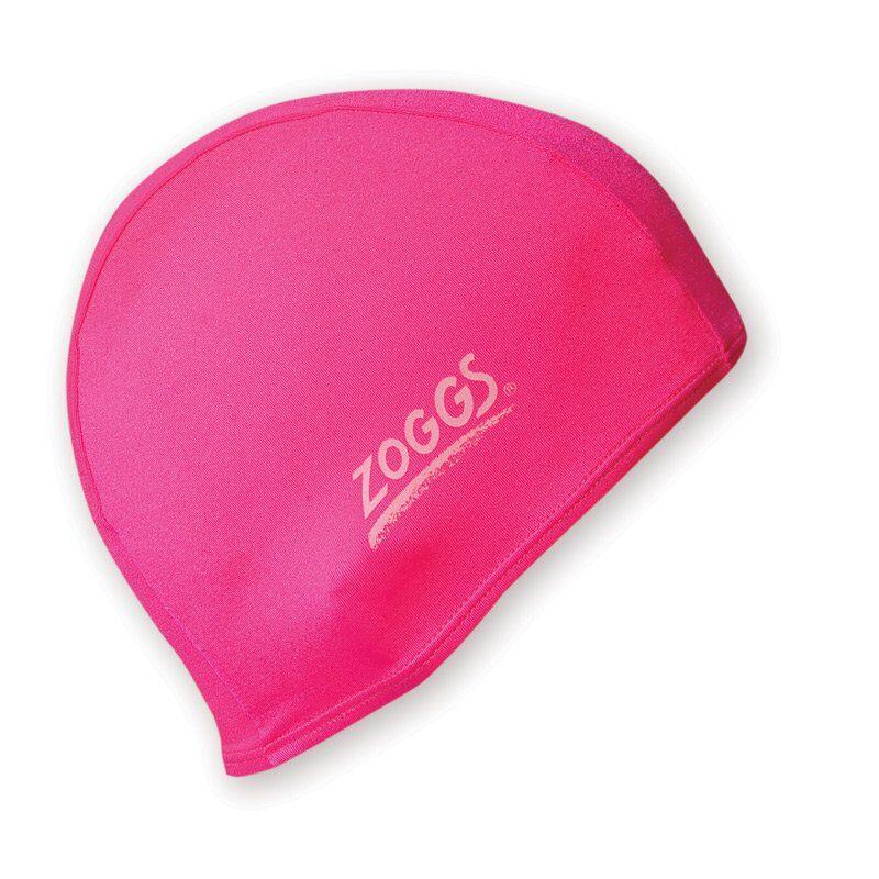 Шапочка для плавання ZOGGS Stretch Cap, Pink (300607PNK)