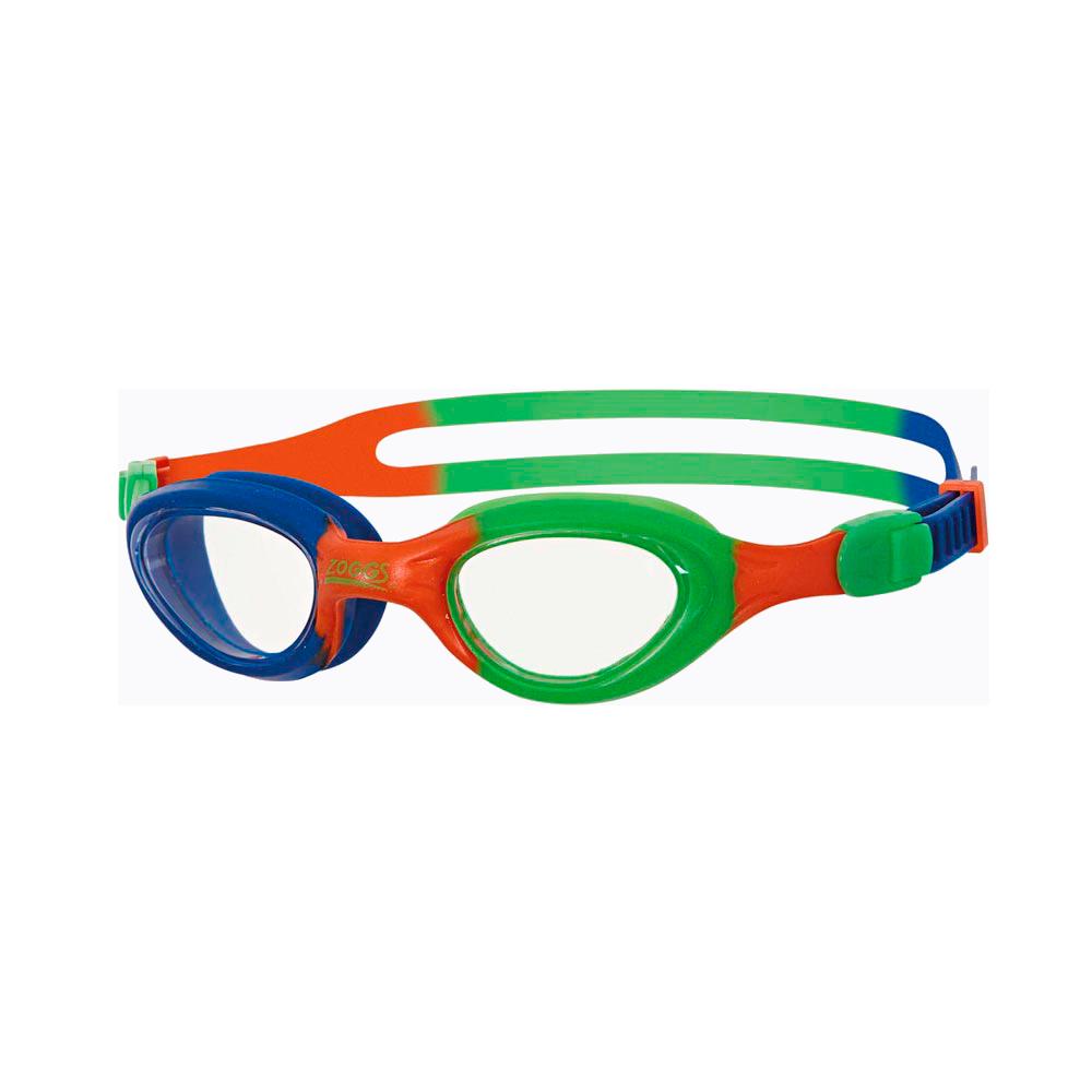 Окуляри для плавання ZOGGS Little Super Seal Clear/Blue