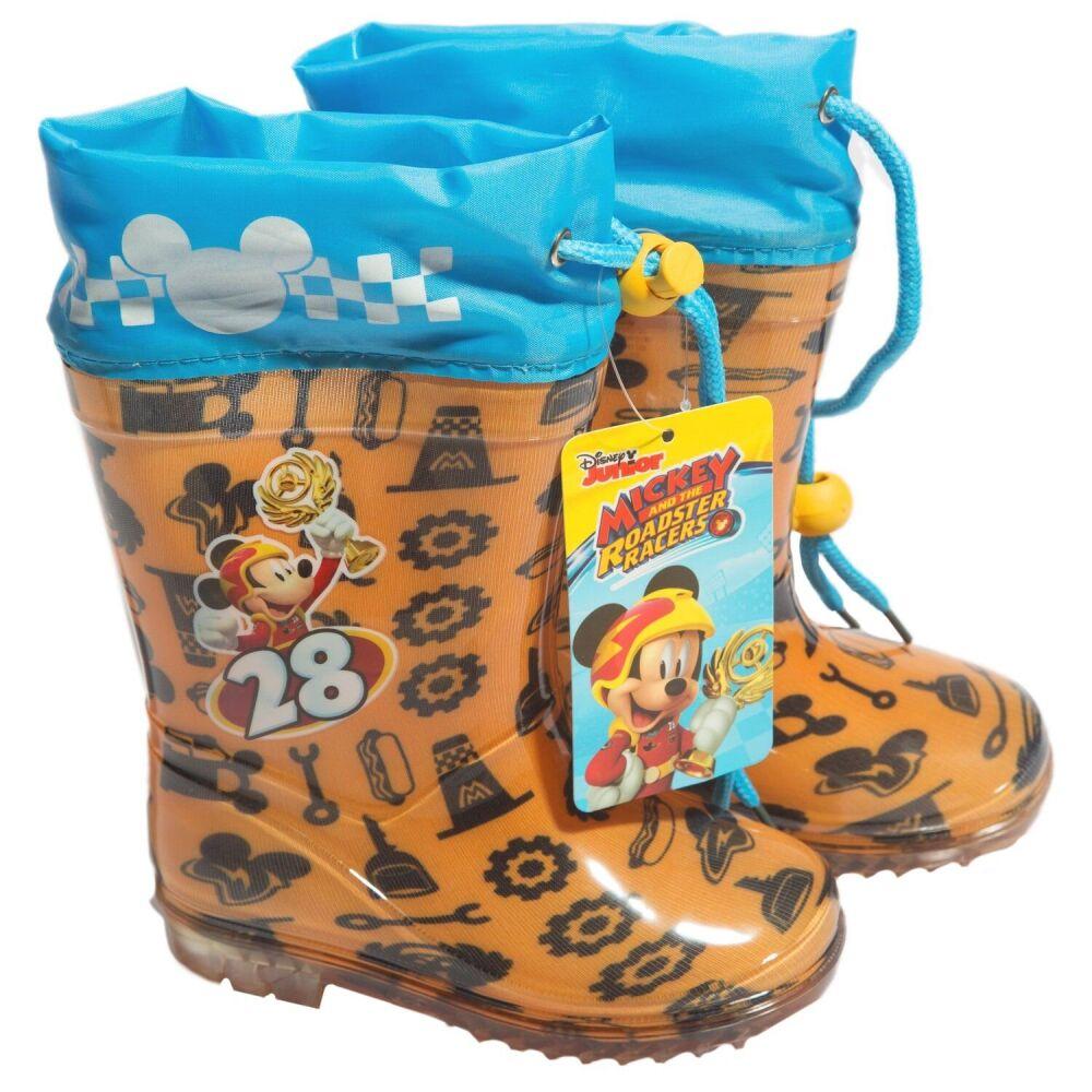 Резиновые сапоги Микки и веселые гонки Disney (Arditex)