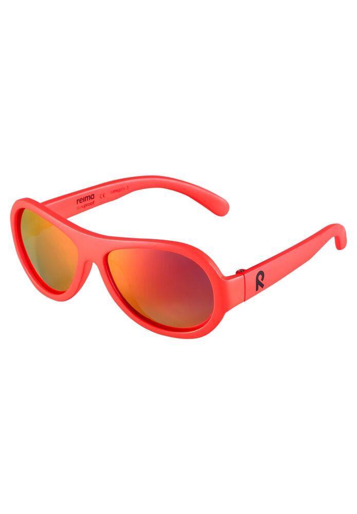 Солнцезащитные очки Reima Ahois 599177-3710, красный, один размер