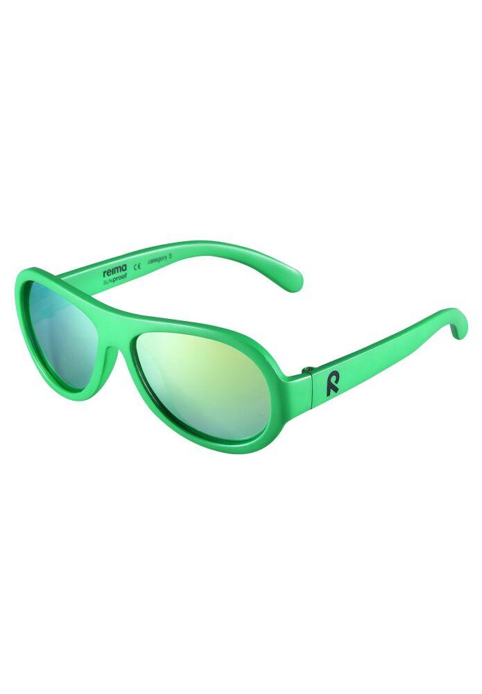 Солнцезащитные очки Reima Ahois 599177-8420, зеленый, один размер