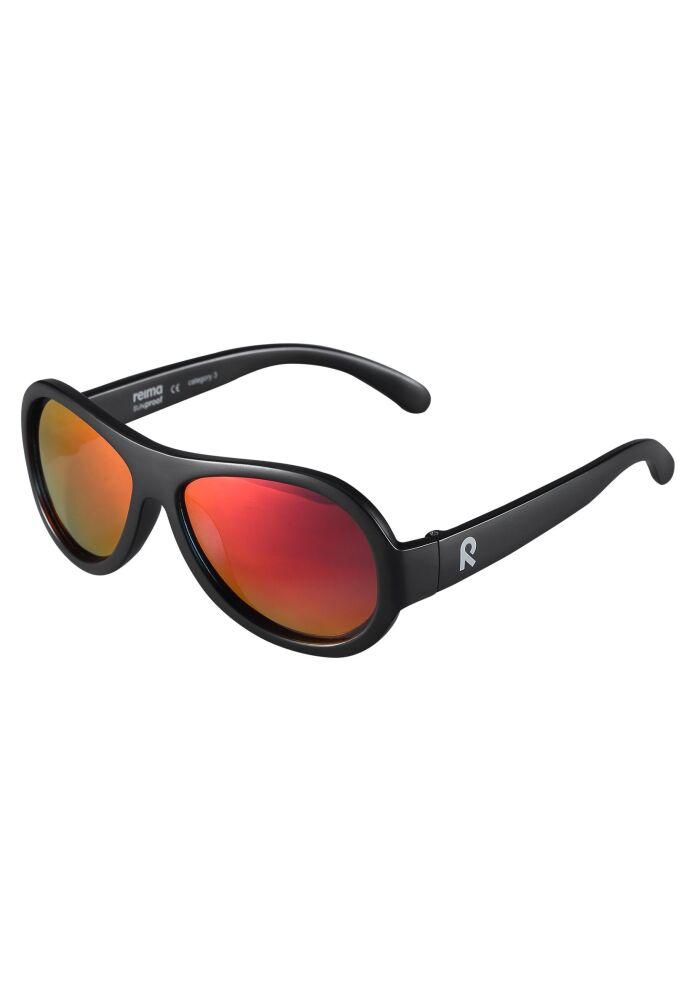 Солнцезащитные очки Reima Hamaro 599176-9990, черный, один размер