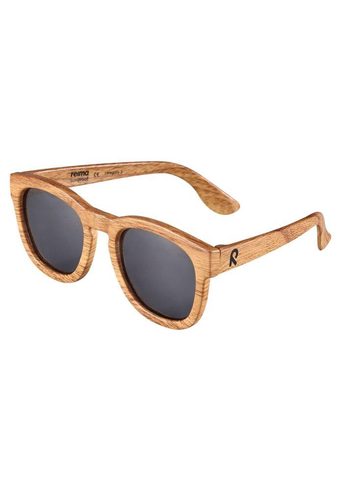 Солнцезащитные очки Reima Hamina 599167C-1421, коричневый, один размер