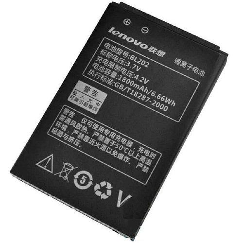 Аккумулятор Lenovo BL 202 1800 mAh к Lenovo MA668