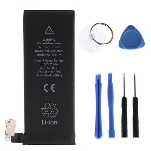 Аккумулятор Apple iPhone 4 1420 mAh + набір для заміни аккумулятора
