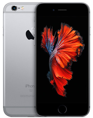 Apple iPhone 6s 32GB Space Gray Factory Refurbished