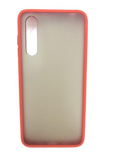 Чехол накладка My choice для Xiaomi Mi CC9 Red