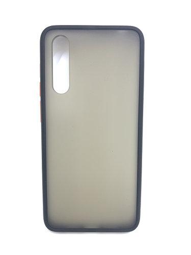 Чехол накладка My choice для Xiaomi Mi CC9 Black