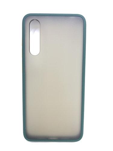 Чехол накладка My choice для Xiaomi Mi CC9 Green