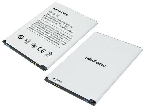 Аккумулятор к телефону Ulefone S7 2500mAh