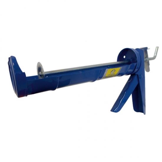 Пистолет для герметика СТАЛЬ полузакрытый (31101)
