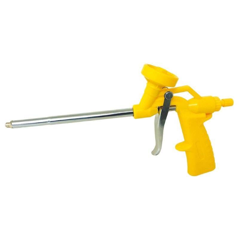 Пистолет для монтажной пены Mastertool 310 мм, пластиковый корпус (81-8677)