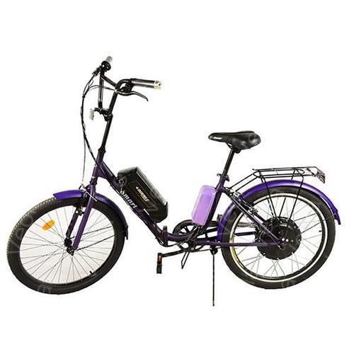 Электровелосипед АИСТ SMART24 XF50-900 Люкс 48V 500W (литиевая батарея 48V)