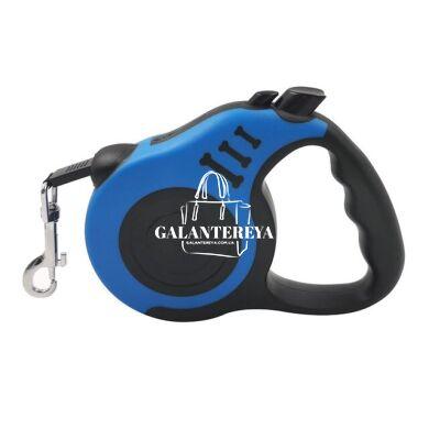 Поводок-рулетка для собаки XS OCPO393 blue