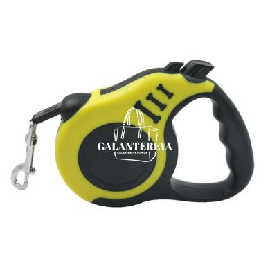 Поводок-рулетка для собаки XS OCPO393 yellow