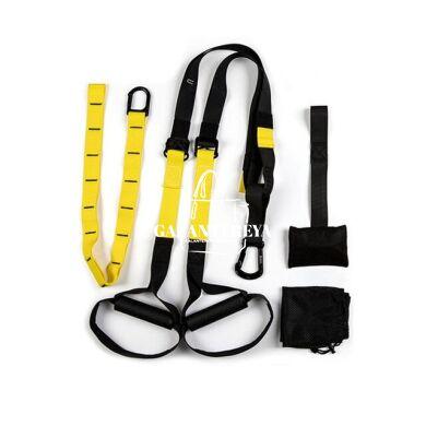 TRX петли для функциональных тренировок Sport Edition 2 (yellow)