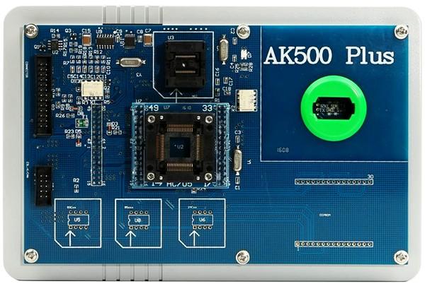 AK500 Plus. Программатор автомобильных ключей (Programmer auto key) BMW, Mercedes, Volkswagen и Audi