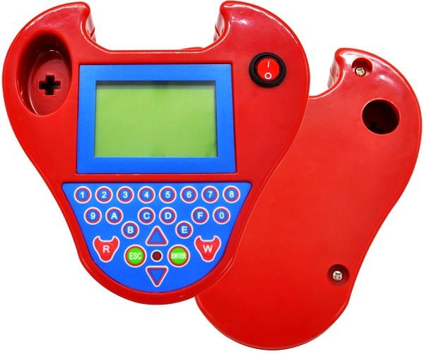 Zed Bull Mini. Программатор автомобильных ключей, копирует крипто транспондеры ID46, ID46 в TPX3 или TK60, 4D или TPX2
