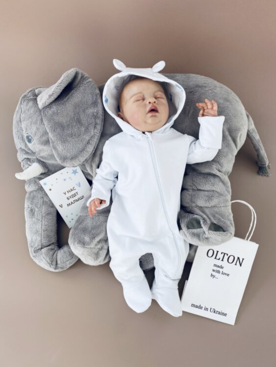 Человечек двойной для малышей от 1 до 6 месяцев