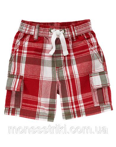 Летние шорты для мальчика 12-18, 18-24 месяца